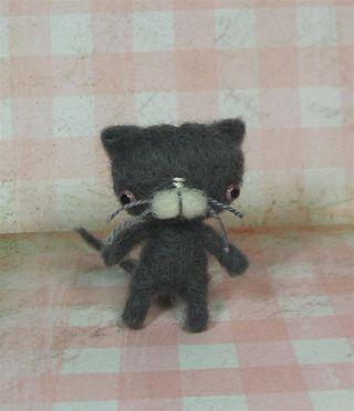 Grey kitty b (Large)
