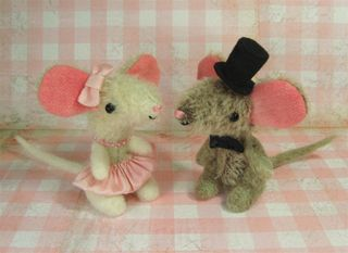 Weddin mice 2 (Large)