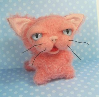 Pinkus the cat a (Large)