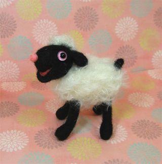 Black lamb d (Large)