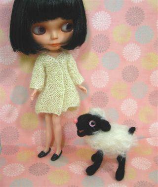Black lamb a (Large)