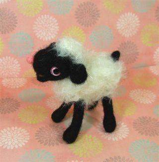 Black lamb e (Large)