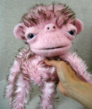 Pink monkey d (Large)