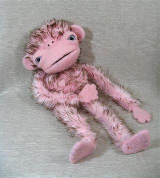 Pink monkey c (Large)