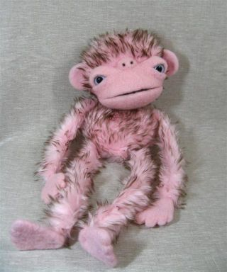 Pink monkey a (Large)