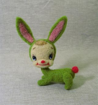 Green bun 002 (Large)