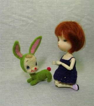 Green bun 010 (Large)