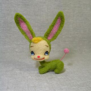 Green Bun 2 a (Large)