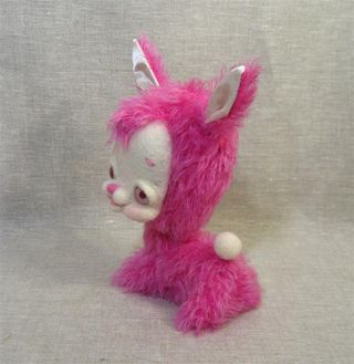 Blue and Fuschia Bunnies 011 (Large)